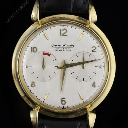 JAEGER LECOULTRE AUTOMATIC Gold lugs