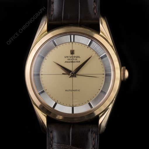 UNIVERSAL_GENEVE_POLEROUTER_AUTOMATIC_GOLD