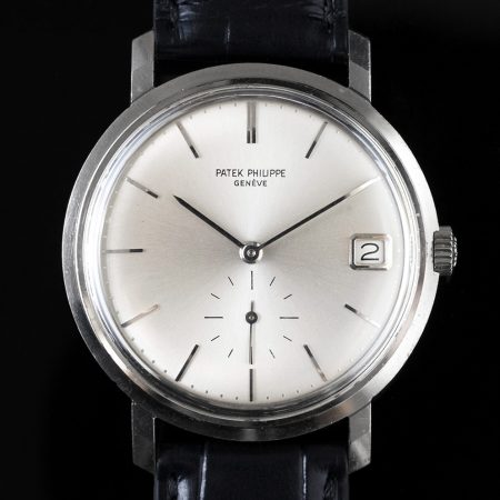PATEK PHILIPPE WHITE GOLD AUTOMATIC