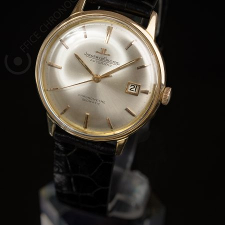 JAEGER-LECOULTRE AUTOMATIC CHRONOMETRE GEOMATIC Or Jaune