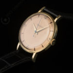 JAEGER LECOULTRE OR JAUNE CHAMPAGNE