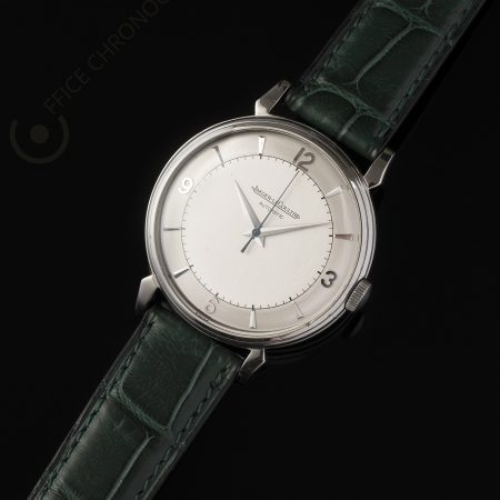 JAEGER LECOULTRE STEEL AUTOMATIC